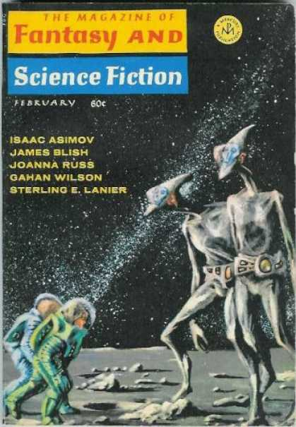 Fantasy and Science Fiction 225