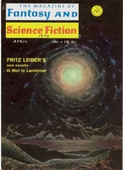 Fantasy and Science Fiction 227