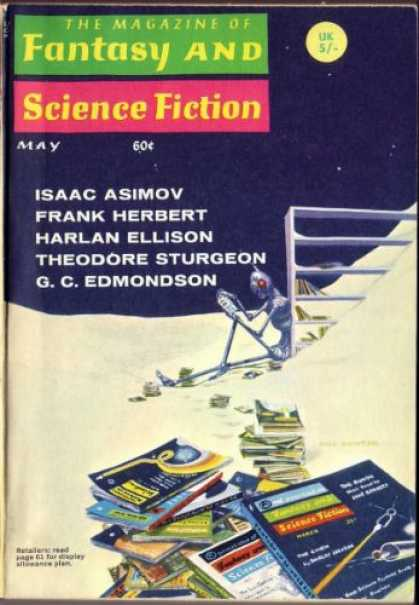 Fantasy and Science Fiction 228