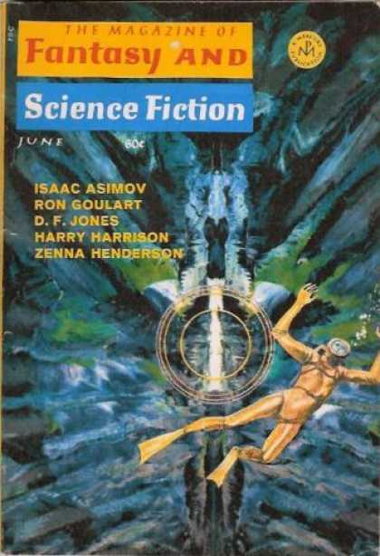 Fantasy and Science Fiction 229
