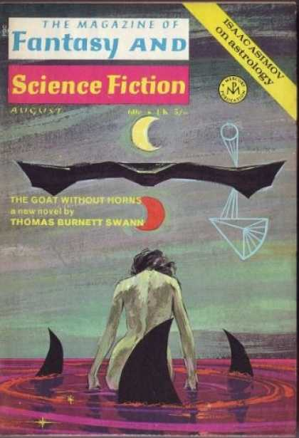 Fantasy and Science Fiction 231