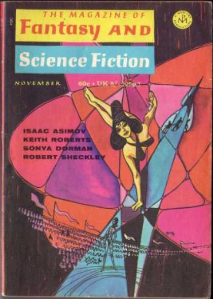 Fantasy and Science Fiction 234