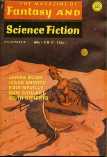 Fantasy and Science Fiction 235