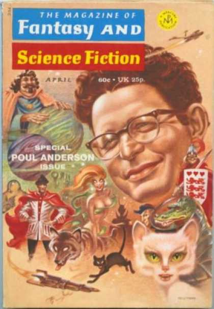 Fantasy and Science Fiction 239
