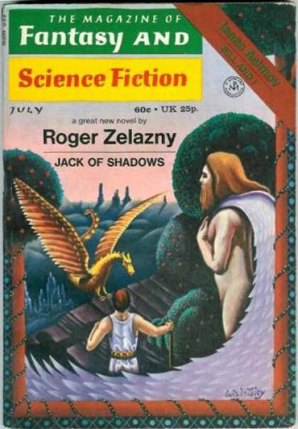 Fantasy and Science Fiction 242