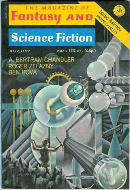 Fantasy and Science Fiction 243