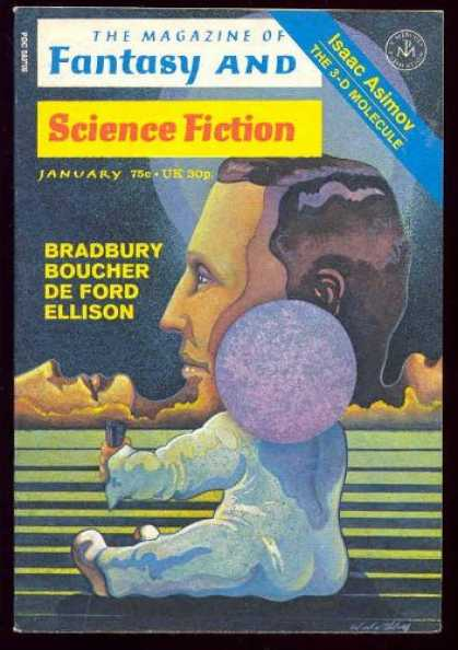 Fantasy and Science Fiction 248