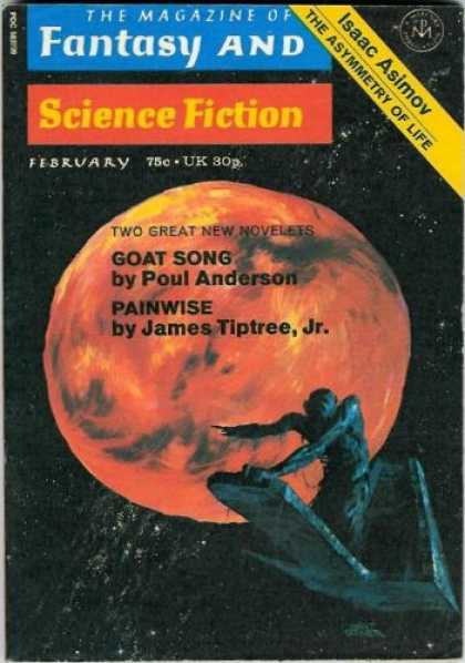 Fantasy and Science Fiction 249