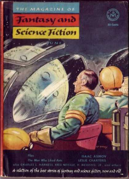 Fantasy and Science Fiction 25