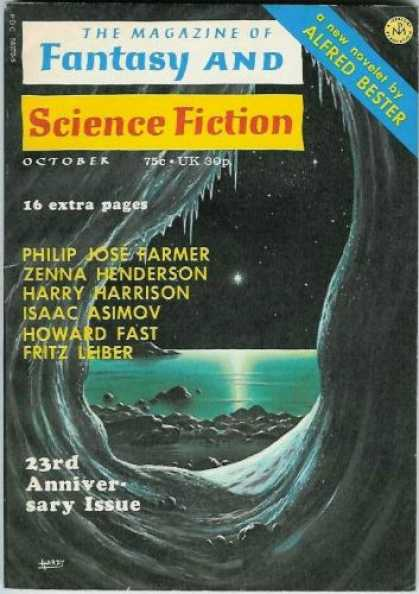 Fantasy and Science Fiction 257