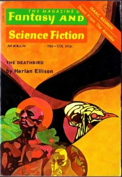 Fantasy and Science Fiction 262