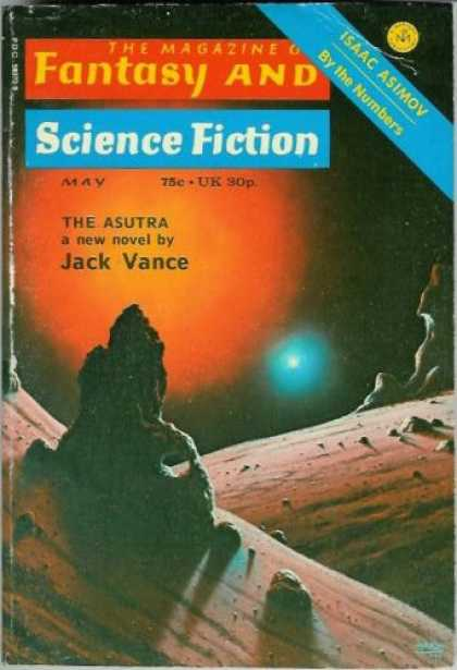 Fantasy and Science Fiction 264