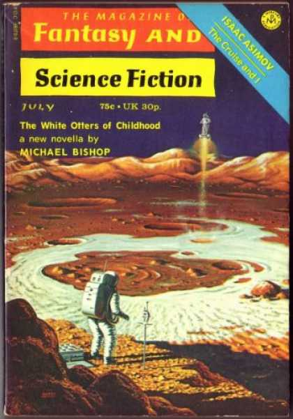 Fantasy and Science Fiction 266