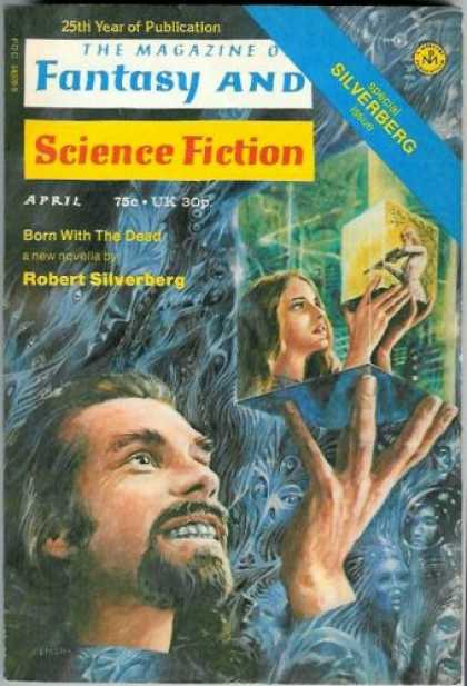 Fantasy and Science Fiction 275