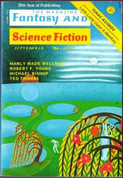 Fantasy and Science Fiction 280