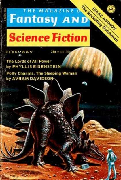 Fantasy and Science Fiction 285