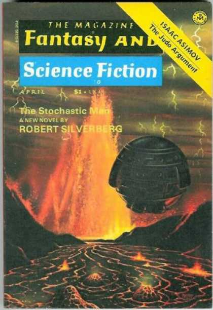 Fantasy and Science Fiction 287