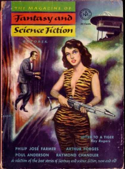 Fantasy and Science Fiction 29