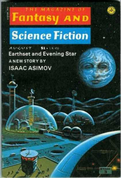 Fantasy and Science Fiction 291