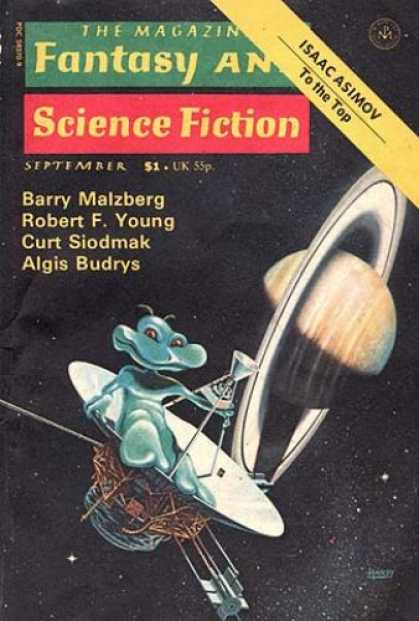 Fantasy and Science Fiction 304