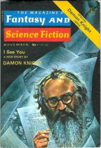 Fantasy and Science Fiction 306