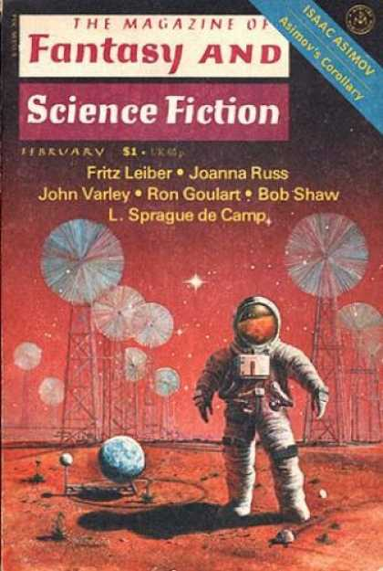 Fantasy and Science Fiction 309