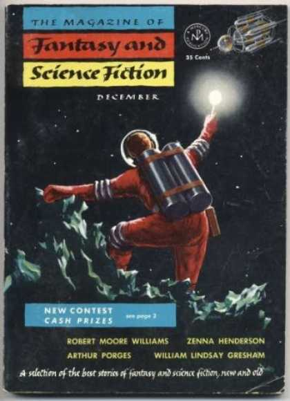 Fantasy and Science Fiction 31