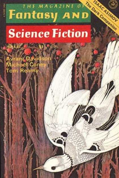 Fantasy and Science Fiction 311