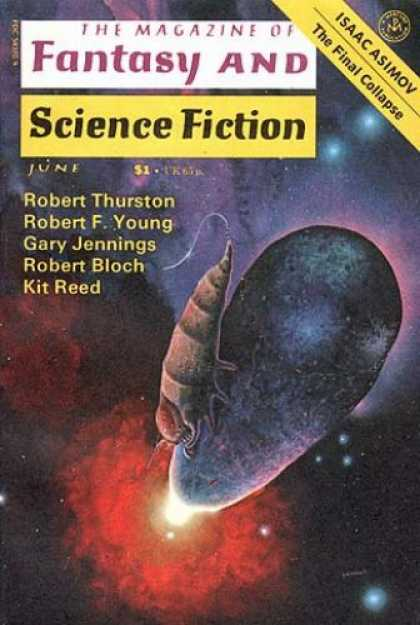 Fantasy and Science Fiction 313