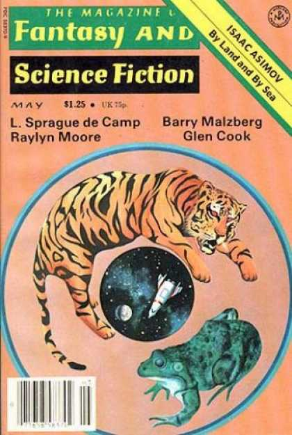 Fantasy and Science Fiction 324