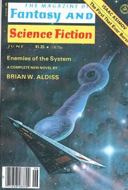 Fantasy and Science Fiction 325