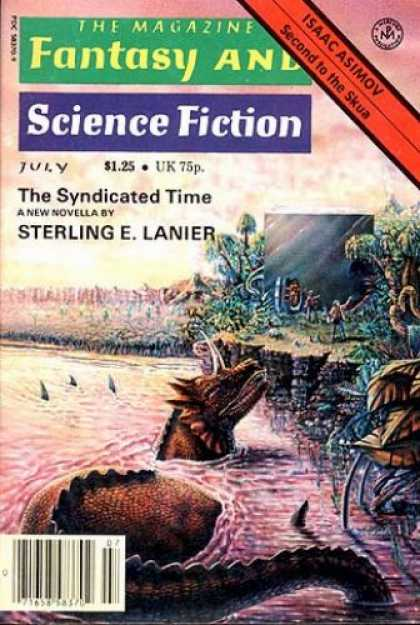 Fantasy and Science Fiction 326