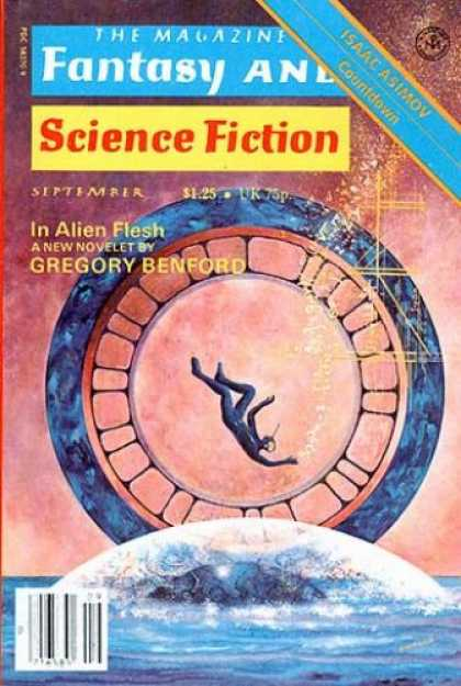 Fantasy and Science Fiction 328