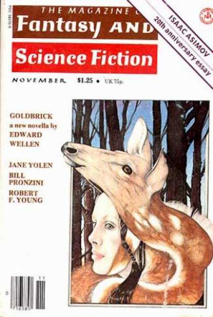 Fantasy and Science Fiction 330