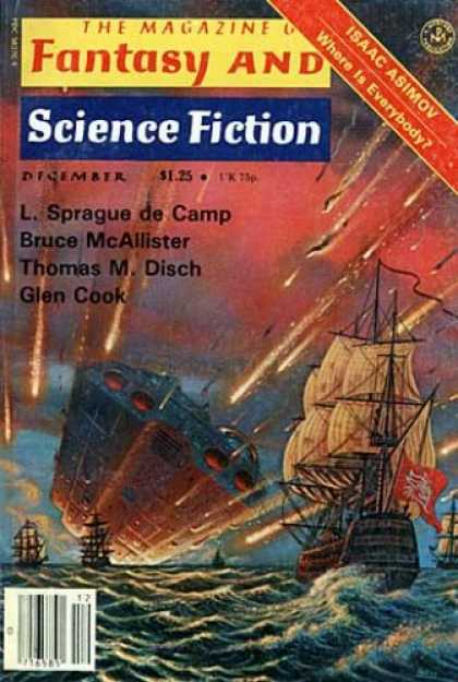 Fantasy and Science Fiction 331