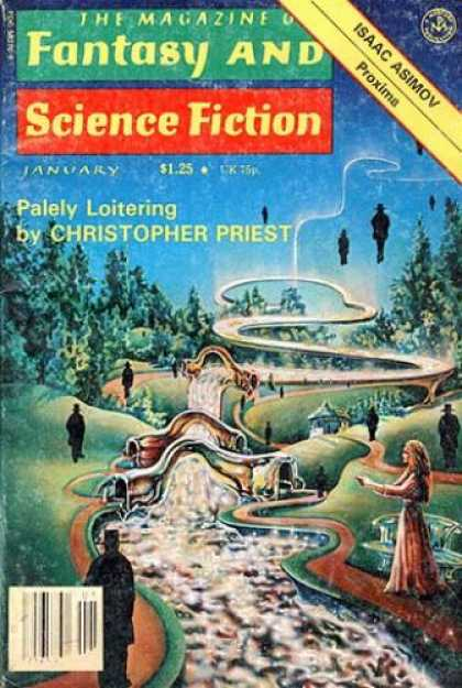 Fantasy and Science Fiction 332