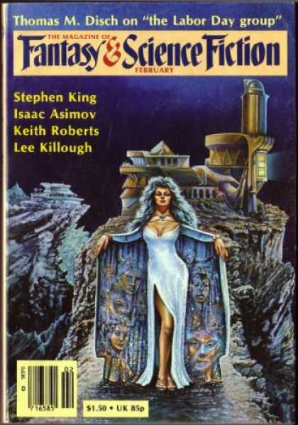 Fantasy and Science Fiction 357