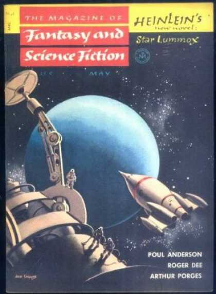 Fantasy and Science Fiction 36
