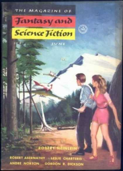 Fantasy and Science Fiction 37
