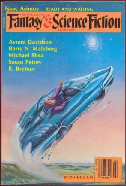 Fantasy and Science Fiction 381