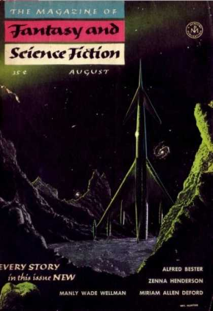Fantasy and Science Fiction 39
