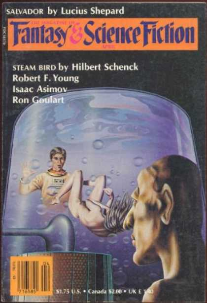 Fantasy and Science Fiction 395