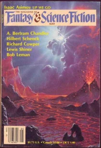 Fantasy and Science Fiction 396