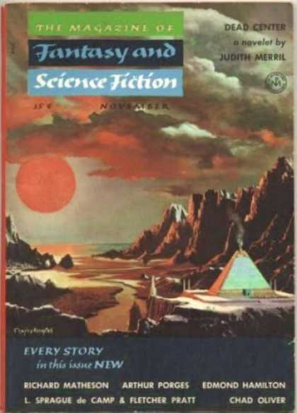 Fantasy and Science Fiction 42