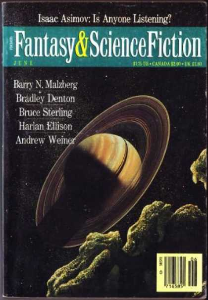 Fantasy and Science Fiction 445