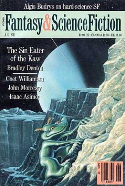 Fantasy and Science Fiction 457