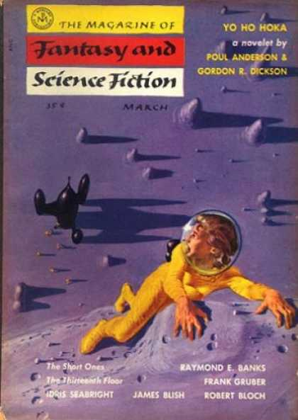 Fantasy and Science Fiction 46