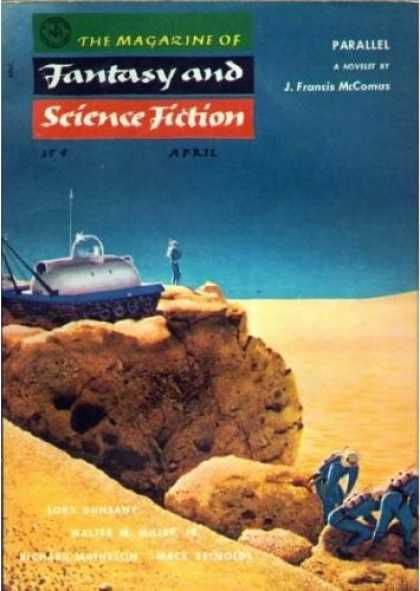Fantasy and Science Fiction 47