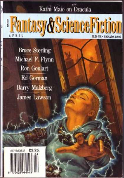 Fantasy and Science Fiction 501