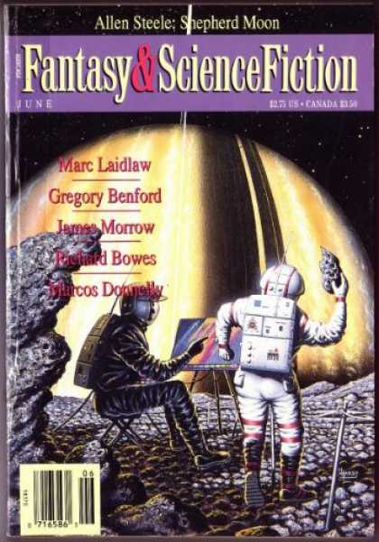 Fantasy and Science Fiction 514